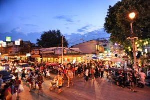 chiang mai walking street